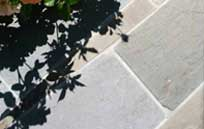 bluestone tiles outdoor traditional landscape flowers