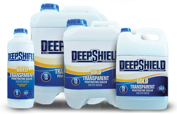 deepshield gold sizes