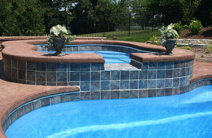 outdoor pool pavers sealing with deepshield