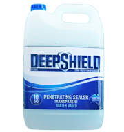 transparent waterbased penetrating sealer 5 litre