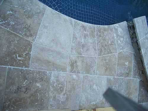 Travertine Sealer Sealing Travertine Pavers Tiles Amp Pools Deepshield 174