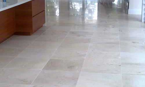 Protecting Travertine From Acid Etching